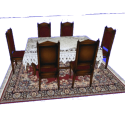 Diner Table with chairs