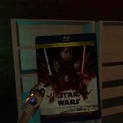 star wars 8 bluray case