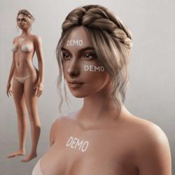 Alina - Avatar - Light Tan (Demo)