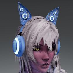 Anubis headphones HOLO-B