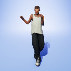Shuffle Dance 3 [shoot] (M)