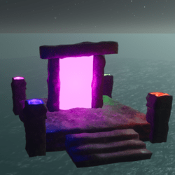 Zeros Stone Portal