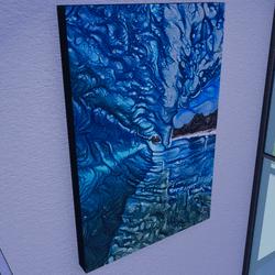 Glassy Ocean Art
