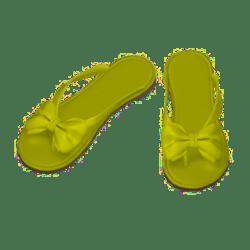 Sandals_05_yellow