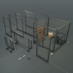 Event Security Fence    Set