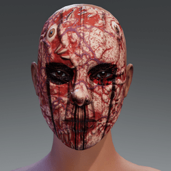 Facie Horrible Mask