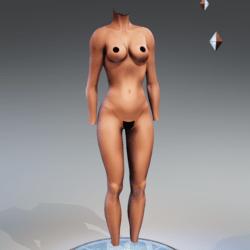 Kismet Body 1A by Apocalypse Bunnies