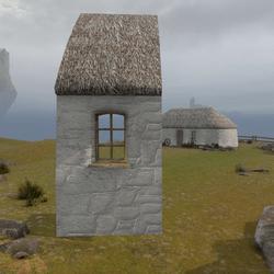 Highland Cottage Kit: Window Side
