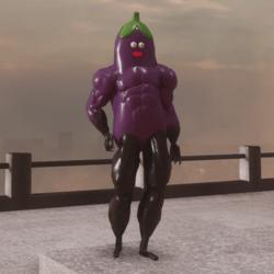 GMO - aubergine