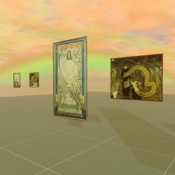 Gallery of 24 Works by Jan Toorop