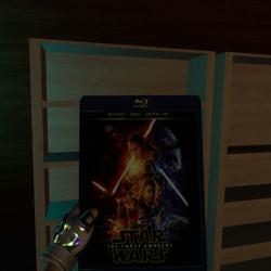star wars 7 bluray case