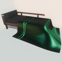 Modern bed - mnt