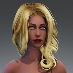 TnT_Tanya Blonde Hair
