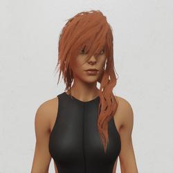TKA Casual hair