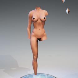 DEMO for Kismet Body 2B by Apocalypse Bunnies