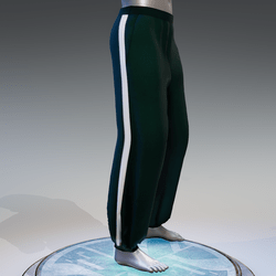 """""""Squid game"""" style sweat pants male"""