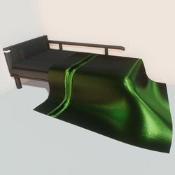 Modern bed - lgr