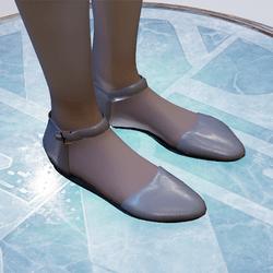 Grey Sandals