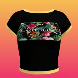 Chill Vibes T-Shirt (F)