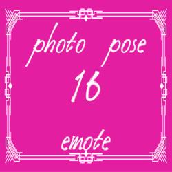 photo pose 16