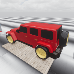 Jeep-Red