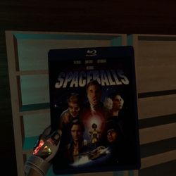 spaceballs bluray case