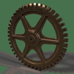 Industrial Gear Bronze