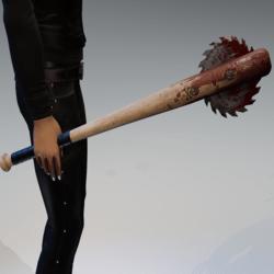 zombie bashing bat