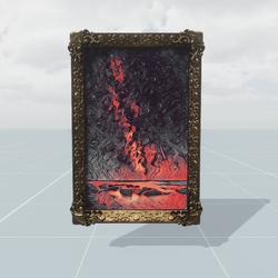 Antique Art Frame