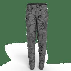 Trousers Regent male