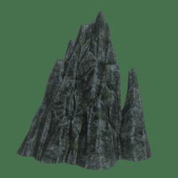 Skye Very Jaggy Rock #2