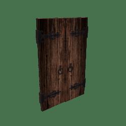 Medieval Door Set