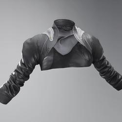 Vinx's Leather Jacket