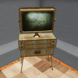 """""""Old-modern"""" television"""
