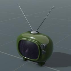 Little Bulgy TV   Tintable