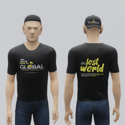 Tight fit RTG T-Shirt