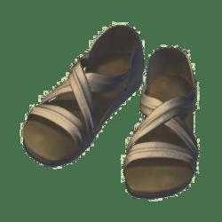 Sandals_01f-yellow