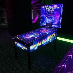 DJ's  Pinball Machine