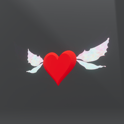 Heart flutters [Necklace slot]