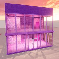 Street shop (interactive) - vio