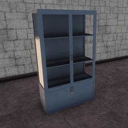 Closet D-Aqua (interactive)