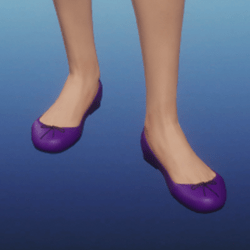 Eden Bailarina Purple