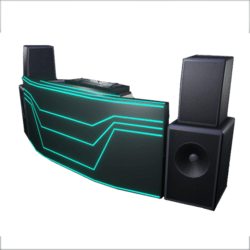 DJ Sound Stand