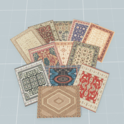 Persian Rugs Collection