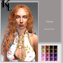 vinia -blonde base
