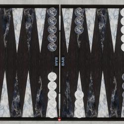 Giant Backgammon Set