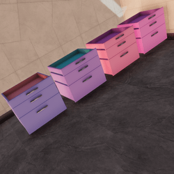 Drawers (sweet) interactive