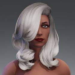 TnT_Stealthic White Hair