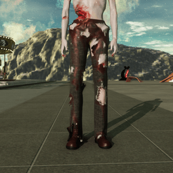 Dress Pants for Zombie Avatar