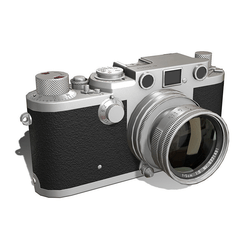 Vintage Camera (M)